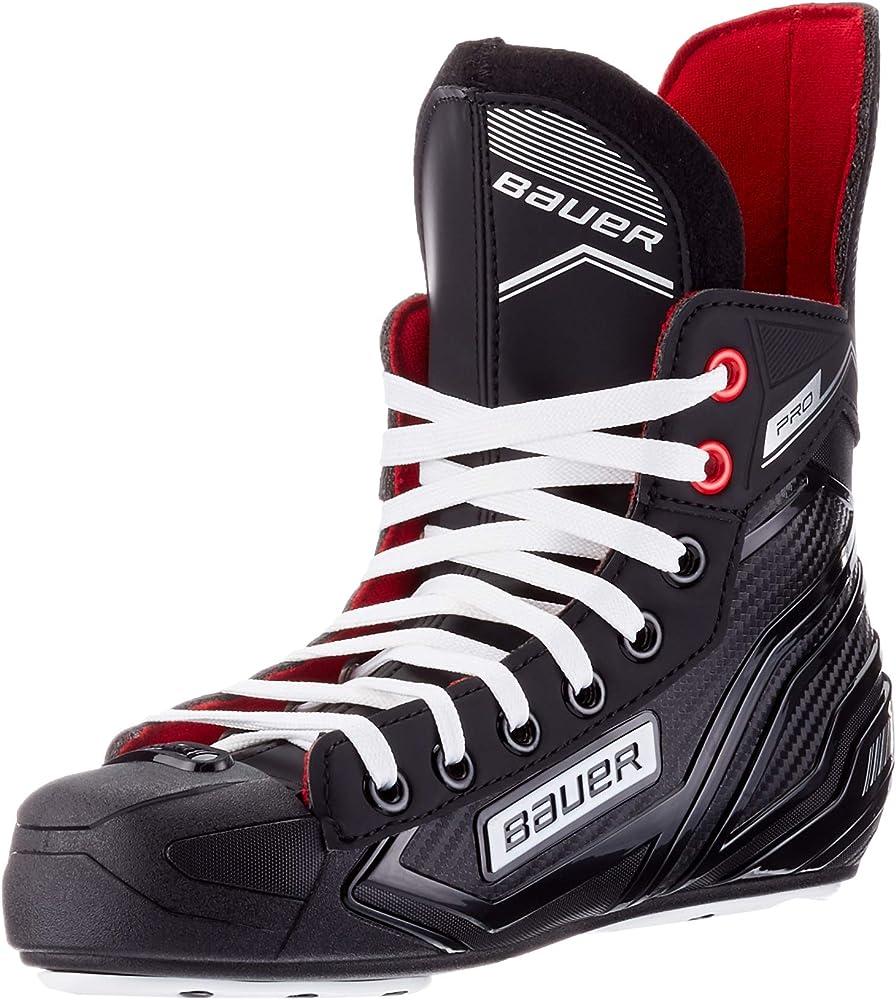 Bauer Men's Field Hockey Shoes, Black