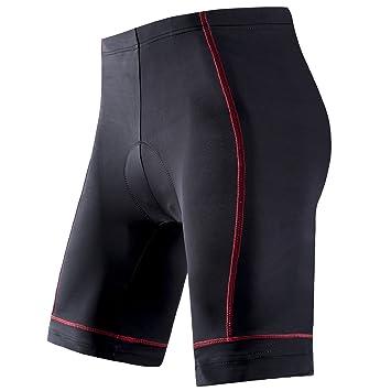 Amazon.com: Voofly - Pantalones cortos de ciclismo para ...
