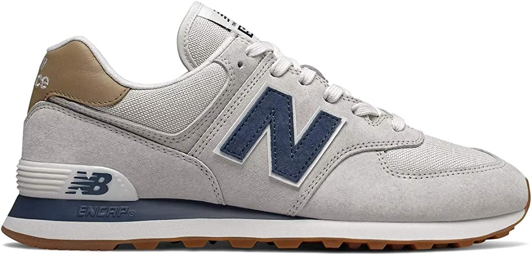 new balance sneakers basses homme