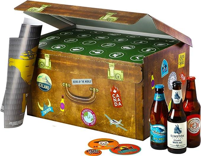 World Wide Beers International Collection | Compra online packs de cerveza