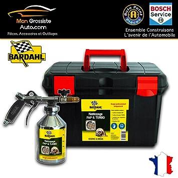 Bardahl maletín de limpieza FAP Filtro de partícula y Turbo: Amazon.es: Coche y moto