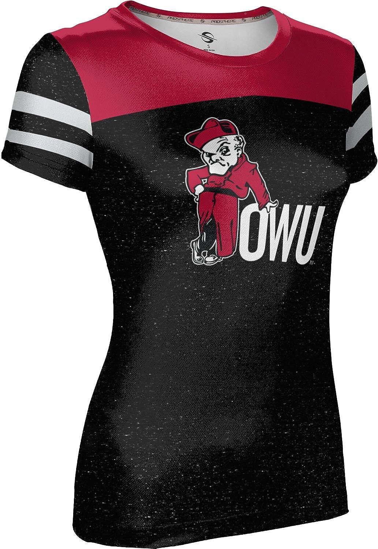 ProSphere Ohio Wesleyan University College Girls Performance T-Shirt Gameday