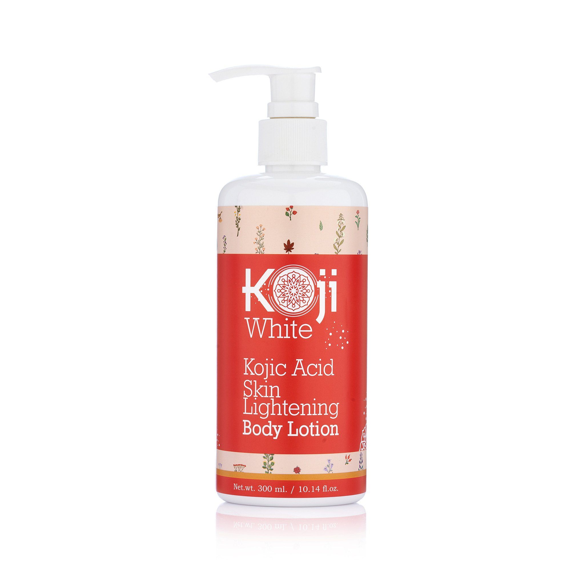 Pure Kojic Acid Skin Lightening Body Lotion – Natural Moisturizer & Uneven Skin Tone For Reduce