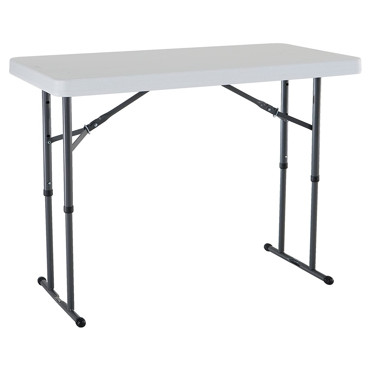 white ergovate desk height legs adjustable buydesign table