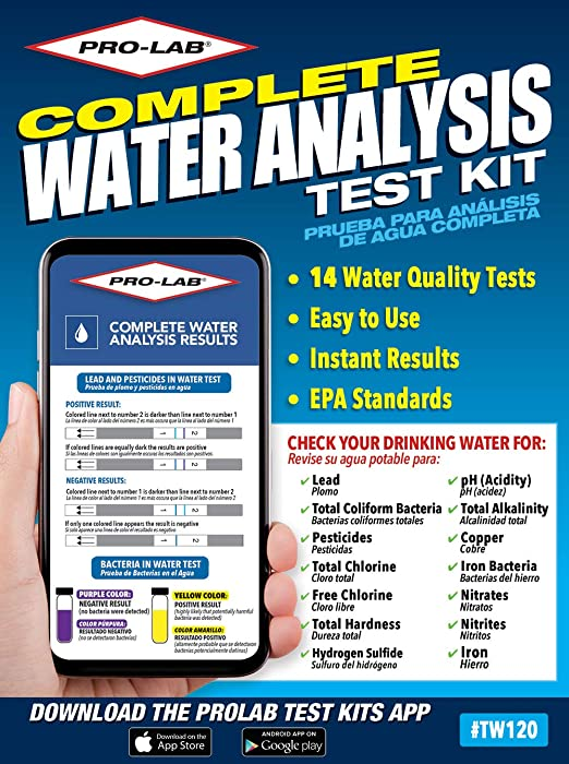 Top 10 Water Hardness Test Kit For Home