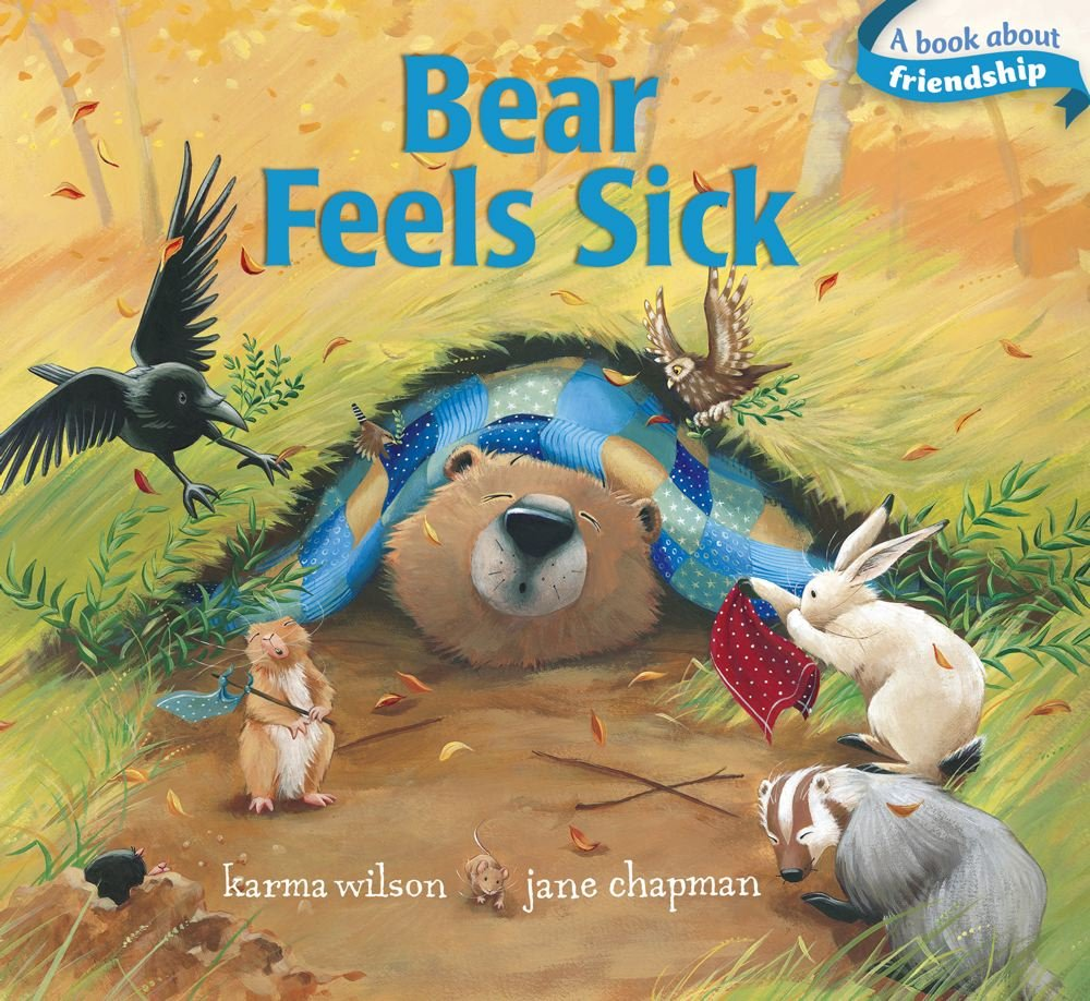 Image result for bear feels sick