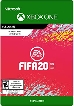 FIFA 20 Standard Edition for Xbox One [Digital Code]