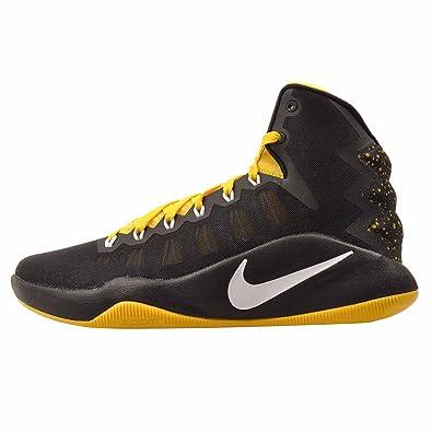 192444fe267b ... basketball shoes for mens university gold dark grey white online 9f839  c209b  get nike mens hyperdunk 2016 se black white varsity maize c59f5 a455d