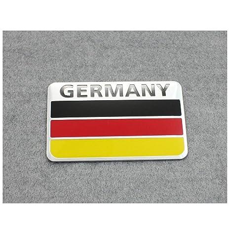EHAO Generic Car Racing Deportes GE Bandera de Francia Oblong Emblem Etiqueta Decalque Etiqueta