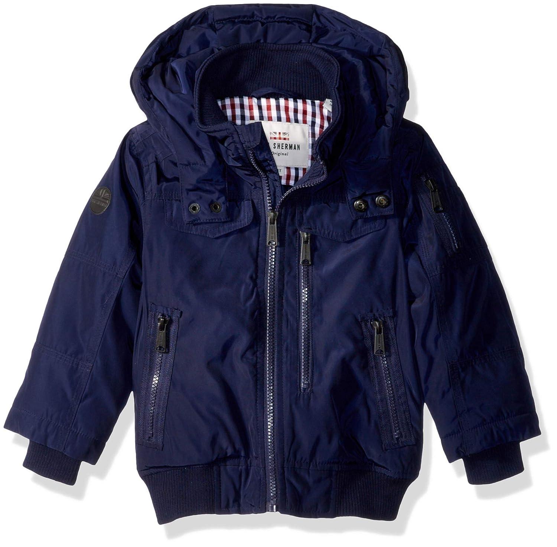 Ben Sherman Boys Short Parka Jacket O/_BS160H
