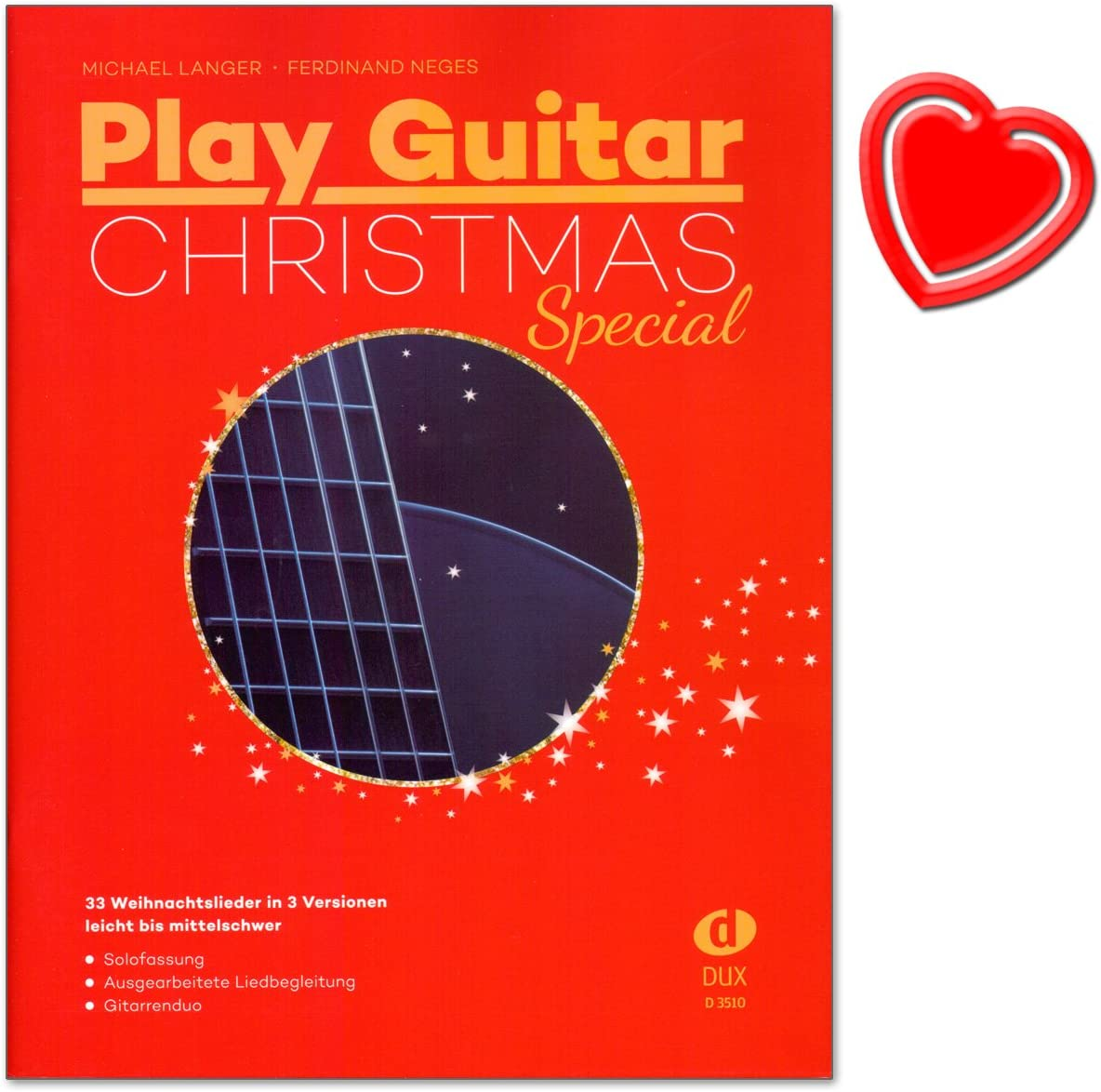 Play Guitar Christmas Special - 33 CHANSONS en 3 versions (Solo ...