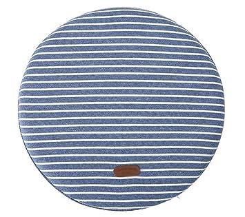 Coussin De Chaise Ronde Design Ergonomique Lent Rebond Mmoire Coton Amovible Bureau Inclinable Fauteuil