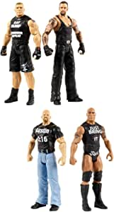 WWE PACK 2 FIGURAS TOUGH TALKERS: Amazon.es: Juguetes y juegos
