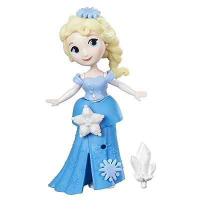 Disney Frozen Little Kingdom Elsa Snow Gown: Toys & Games