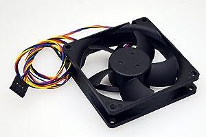 Dell 9DVNN OptiPlex 790 990 SFF Rear Case Fan
