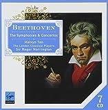 Beethoven Symphonies & Concertos.