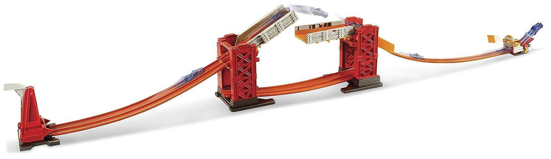 Mattel Hot Wheels DWW97 - Track Builder Bridge Stunt Kit Mattel GmbH