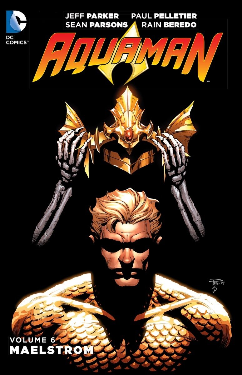 Aquaman Vol. 6: Maelstrom