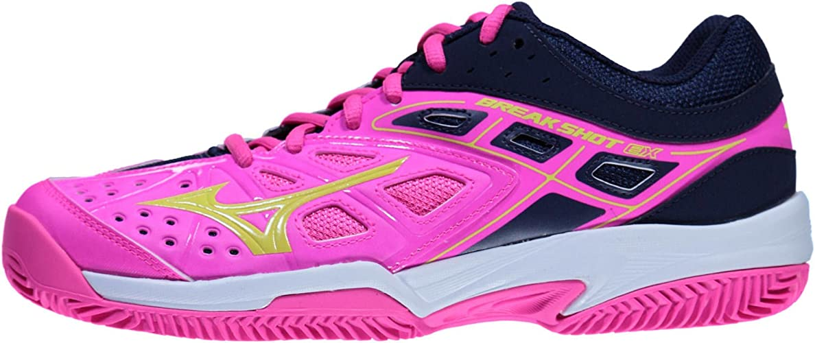 Mizuno Break Shot Ex CC, Zapatillas de Running para Hombre ...