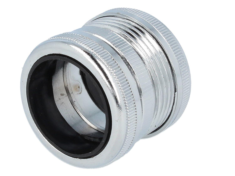 tecuro 57528 Winkel//Kupplung zum Verbinden von /Ø 32 mm Siphonrohren Tauchrohren