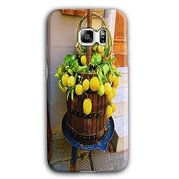 Paisaje Limón comer verde Frutas 3d s5 S6 S6 Edge S6 Edge ...