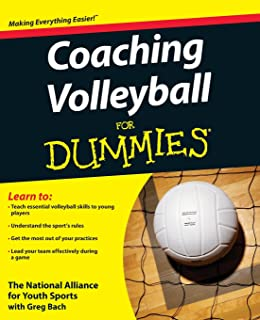 Volleyball skills drills american volleyball coaches association coaching volleyball for dummies fandeluxe Image collections