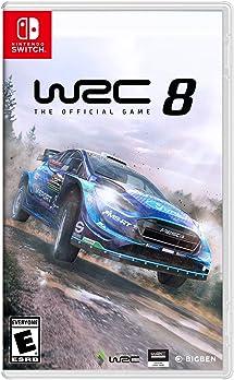 WRC 8: FIA World Rally Championship (NSW     - Amazon com
