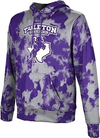 7bdb0acc7 ProSphere Men's Tarleton State University Grunge Hoodie Sweatshirt (Apparel)  - -