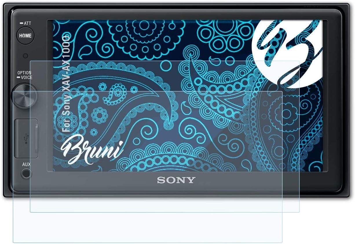 Bruni Schutzfolie Kompatibel Mit Sony Xav Ax1000 Folie Elektronik