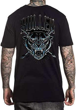 Sullen Men's Charged Short Sleeve T Shirt