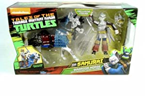 Teenage Mutant Ninja Turtles Samurai Warrior Horse with Usagi Yojimbo
