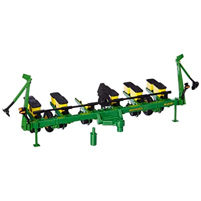 John Deere Big Farm 1700 Corn Planter at 1:16 Scale with Pivoting Marker Arms and Removable Box Lids: Toys & Games