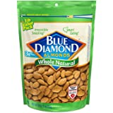 Blue Diamond Whole Natural Almonds, 16 Oz