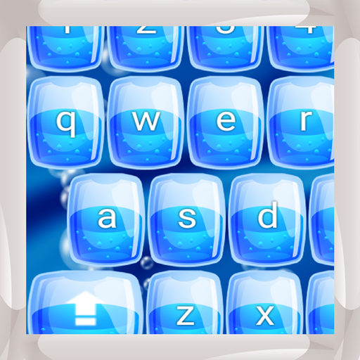 Blue Water Keyboards - Water Theme