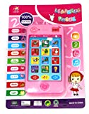 Cooplay Pink Toy Cell Phone Music Touch Screen