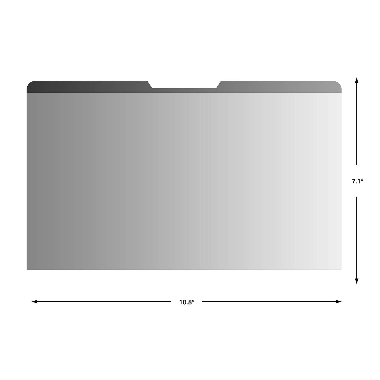 MacBook 30.48 cm Basics Slim Magnetic Privacy Screen for 12