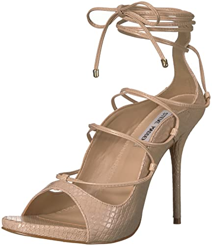 f75b54e54f9 Steve Madden Women s Roxie Dress Sandal
