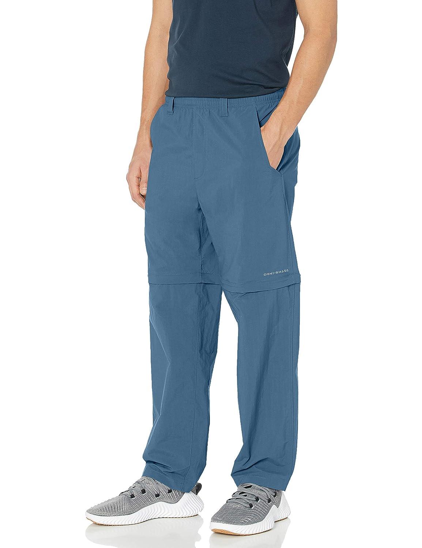 Columbia Men's Backcast Convertible Sun Pants, Quick Drying 71r1uE%2BlqmL