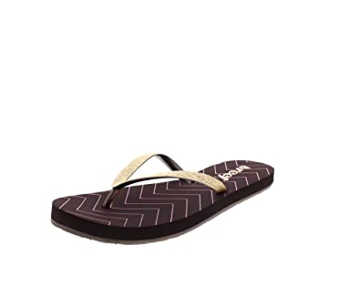 c56f80617863 Reef Women s Stargazer Prints Flip Flops  Amazon.co.uk  Shoes   Bags