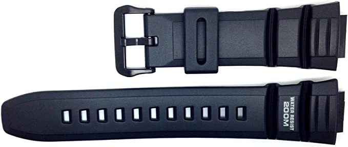 Genuine Casio Replacement Watch Strap 10302043 for Casio