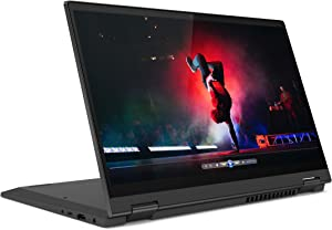 "Lenovo Flex 5 14"" 2-in-1 Laptop, 14.0"" FHD (1920 x 1080) Touch AMD Ryzen 5 4500U 16GB RAM 256GB SSD AMD Radeon Graphics, Windows 10 81X20005US Graphite Grey (Renewed)"