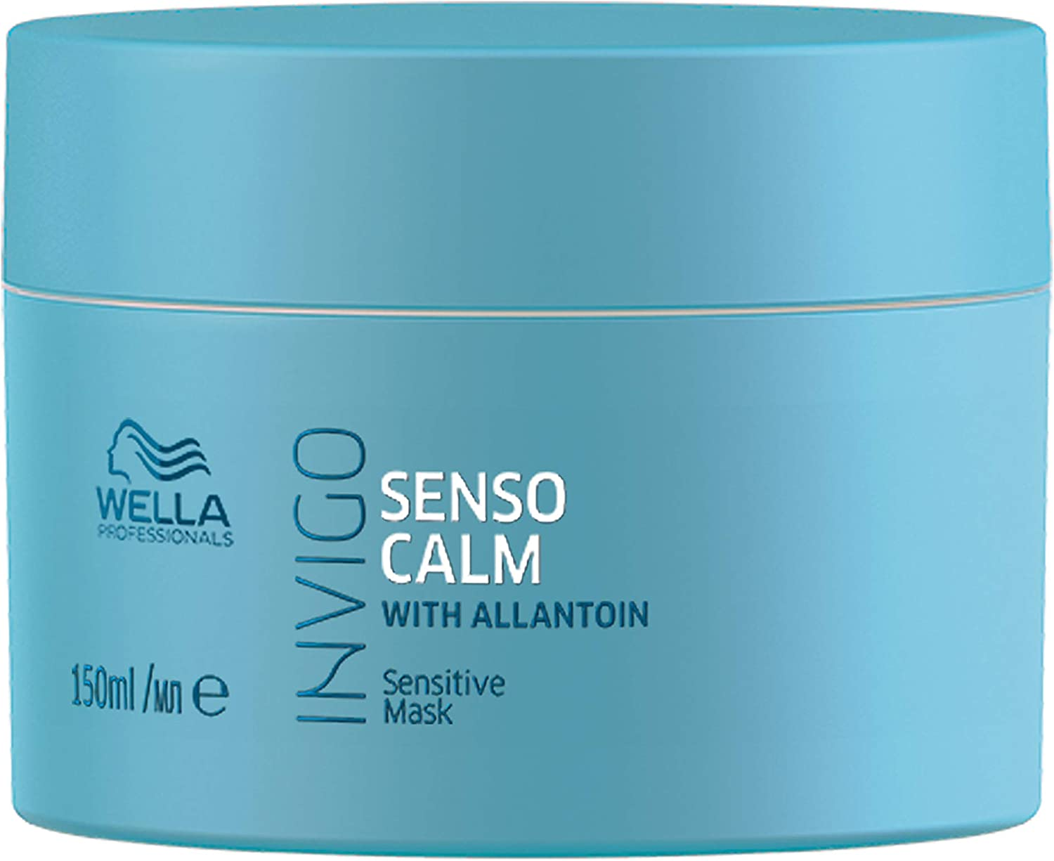 Wella invigo Balance Calm Sensitive Mask 150 ml Nutritiva & Máscara pflegende pelo para strapaziertes pelo