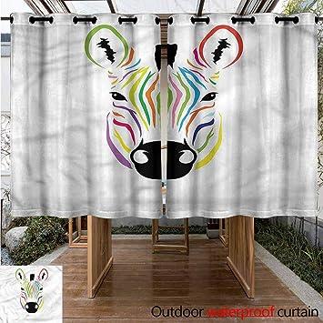 Sunnyhome Cortina para Puerta corredera, diseño de Gatos de ...