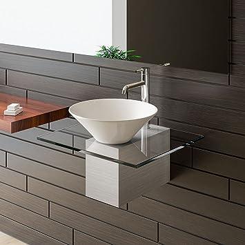 Designer badmöbel  Badmöbel aus Glas / Waschtische für Ihr exklusives Badezimmer ...
