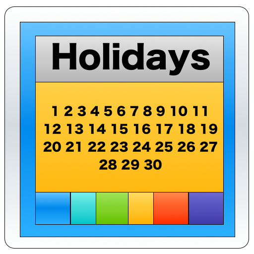 Best Holiday Calendar 2017/2018