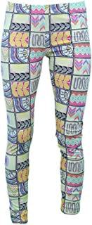product image for Mara Hoffman Quilts White Graphic Resort Wear Leggings