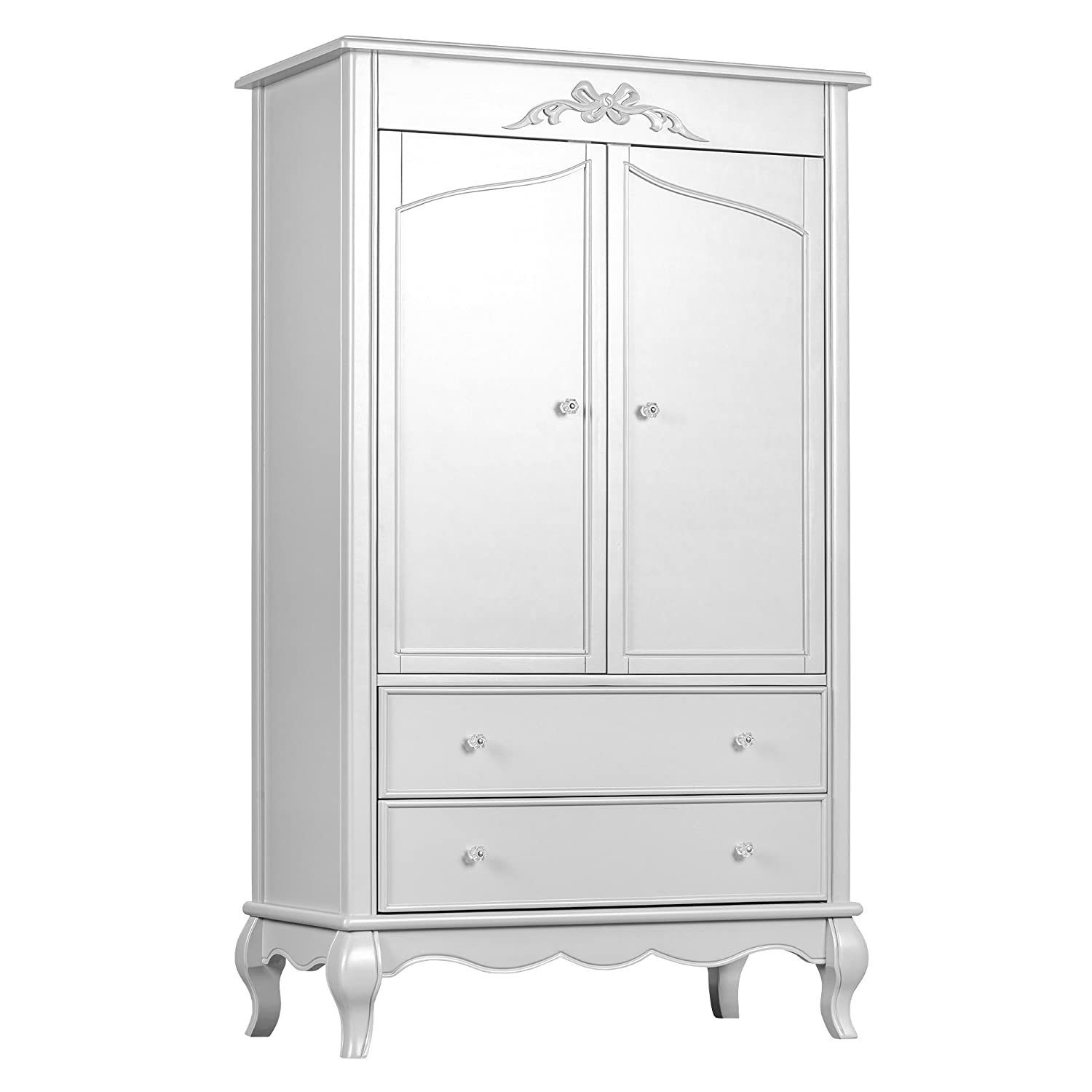 Evolur Aurora Armoire, Akoya Grey Pearl Dream on Me 835-SM