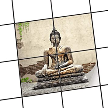creatisto Bad-Fliesen Mosaik-Fliesen | Muster-Aufkleber Folie ...