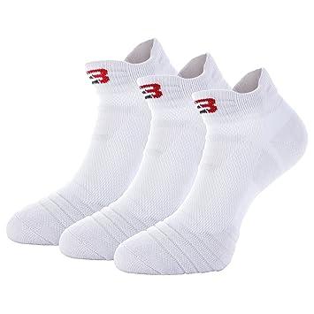 Weekend Peninsula Calcetines Deporte Running Hombres Mujer Unisexo de Deportivos Antiampollas Cortos de Algodon de 1 o 3 o 5 Pares: Amazon.es: Deportes y ...