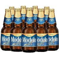 Cerveza Clara Modelo Trigo, 12 botellas de 355 ml c/u